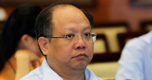 Ông Tất Thành Cang 'qua mặt' Thành ủy TPHCM, gây thiệt hại 167 tỷ đồng