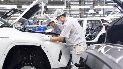 Sản lượng công nghiệp ô tô toàn cầu có thể giảm 7,1 triệu xe vì khủng hoảng chip