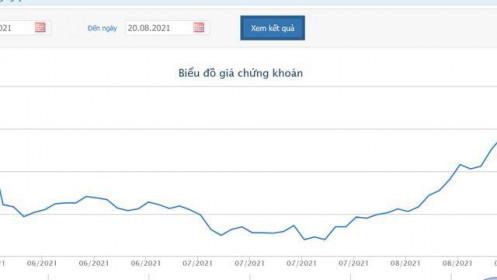 """Thị giá cao nhất 1 năm qua, nhiều cổ đông lớn """"chốt lời"""" cổ phiếu DIG"""