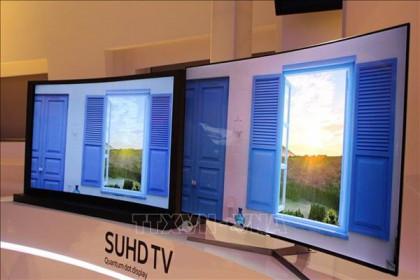 Samsung là nhà cung cấp màn hình cong lớn nhất thế giới
