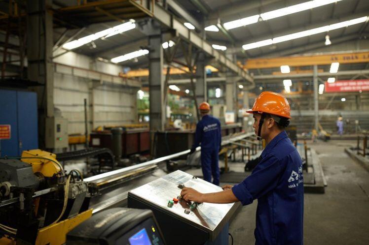 Ống thép Hòa Phát hướng đến mục tiêu 1,25 triệu tấn/năm và thị phần 35%