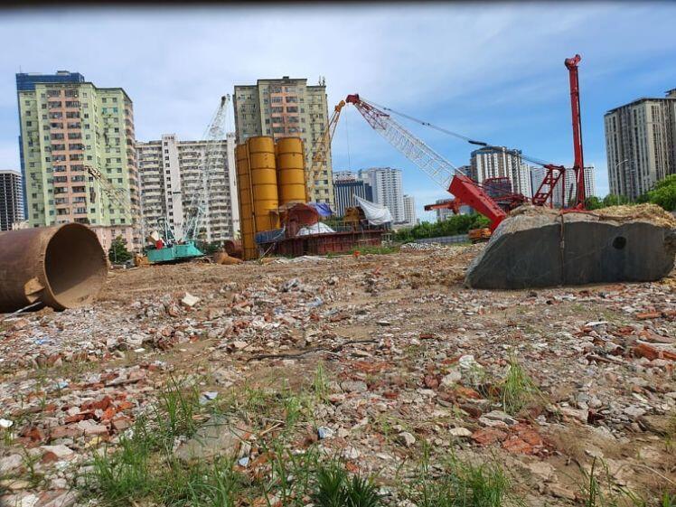 """Dự án """"đất vàng"""" B12 Nam Trung Yên của Công ty Sao Phương Bắc hơn thập kỷ nằm """"trên giấy"""""""