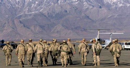 Châu Á hưởng lợi từ việc Mỹ rút khỏi Afghanistan?