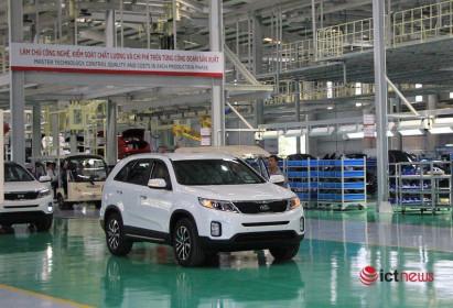 Nhiều chính sách hỗ trợ cho doanh nghiệp lắp ráp ô tô