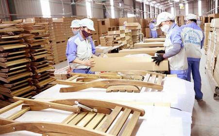 Xuất khẩu gỗ và các sản phẩm gỗ vẫn tăng trưởng bất chấp Covid-19