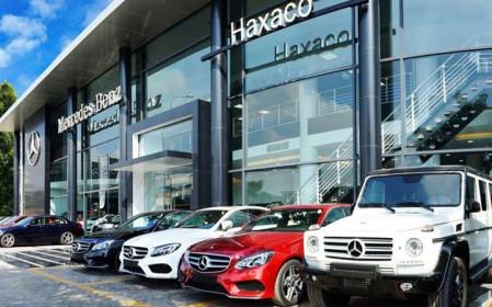 Doanh nghiệp phân phối Mercedes: Cổ phiếu lên đỉnh, sếp lớn rao bán khủng