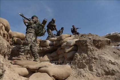 Lực lượng Taliban bị đánh bật khỏi 3 huyện ở Afghanistan