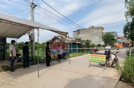 Ghi nhận 42 ca F0, Bắc Giang mở đợt rà soát người từ tỉnh ngoài về