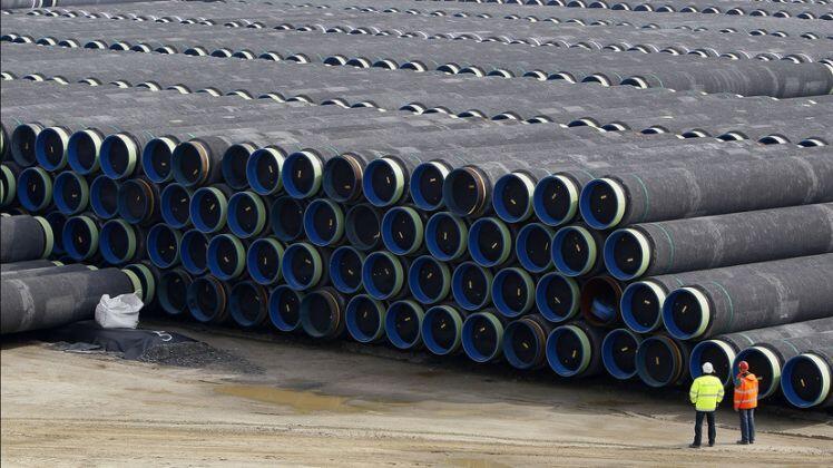 Bà Merkel 'trấn an' Ukraine vì Nord Stream 2