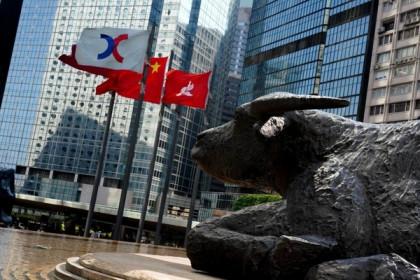 Chứng khoán châu Á tăng, thị trường Hong Kong thoát 'gấu'