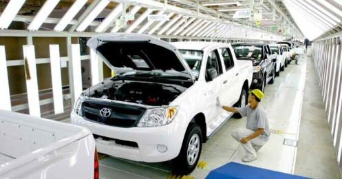 Sản xuất tại nhiều nước Đông Nam Á ngưng trệ gây ảnh hưởng dây chuyền toàn cầu