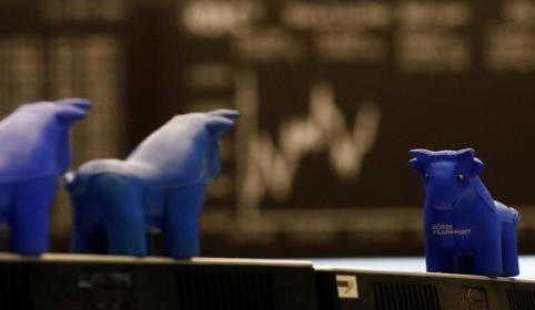 Chứng khoán Châu Âu cao hơn, Tốc độ hồi phục PMI chậm lại