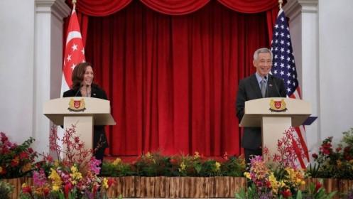 """Báo Singapore """"khoanh vùng"""" những mục tiêu quan trọng của Phó Tổng thống Mỹ trong chuyến thăm Đông Nam Á"""