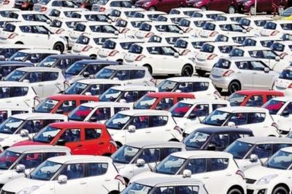 """Thị trường ô tô toàn cầu hồi sinh """"hình chữ V"""""""