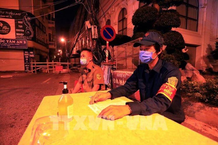 Hà Nội tạm thời phong tỏa 2 tuyến phố tại phường Yết Kiêu, Hà Đông ngay trong đêm