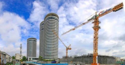 """Bộ Xây dựng: Phải tạm dừng thi công các công trình xây dựng ở """"vùng đỏ"""""""