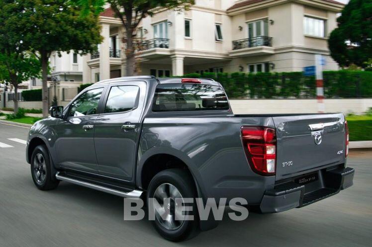 All New Mazda BT-50 chính thức ra mắt tại Việt Nam với giá từ 659 triệu đồng