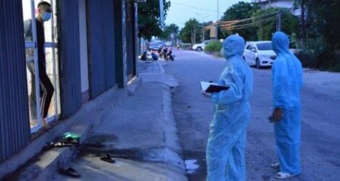 Thanh Hóa: Phát hiện ca nhiễm trong cộng đồng, thực hiện giãn cách xã hội một huyện