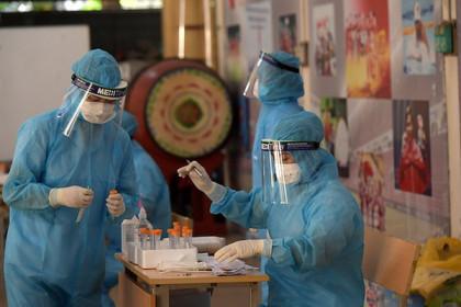 Hà Nội sẽ lấy mẫu xét nghiệm ở nơi giáp ổ dịch, khu tập thể cũ và tập trung đông người