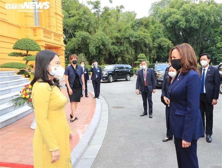 Chiều nay, Phó Tổng thống Mỹ rời Việt Nam