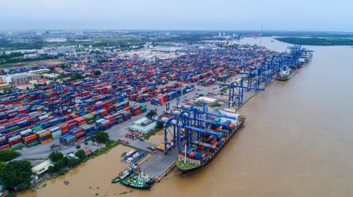 Tân Cảng Hiệp Phước tạm ngừng dịch vụ đóng rút gạo, xuất khẩu gạo tiếp tục gặp khó