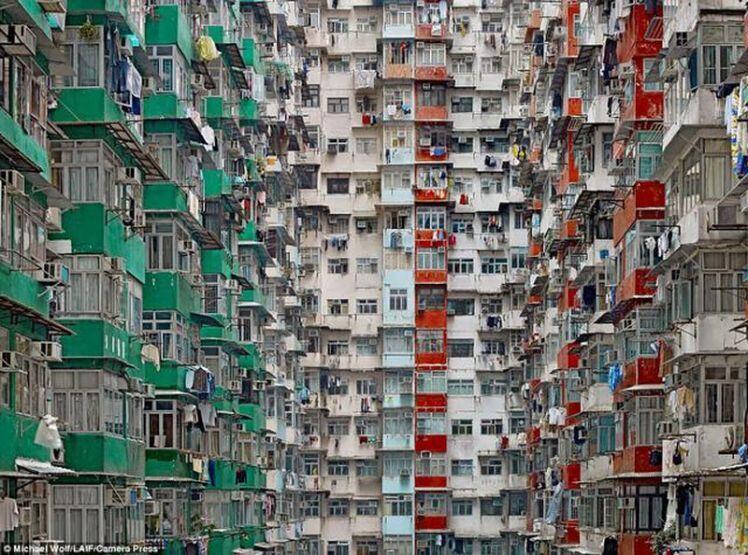 Nỗi ám ảnh mang tên mua nhà ở Hong Kong