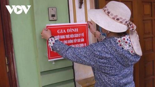 Hà Nội bỏ đề xuất treo biển trước cửa nhà người từ TP.HCM về